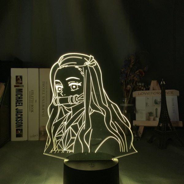 IMG 3023 - Anime 3D lamp