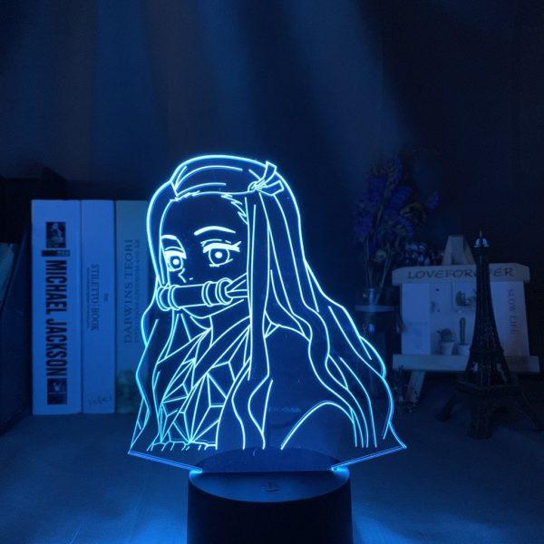 IMG 3024 - Anime 3D lamp