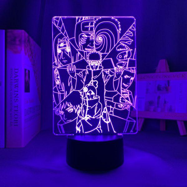 IMG 3026 - Anime 3D lamp
