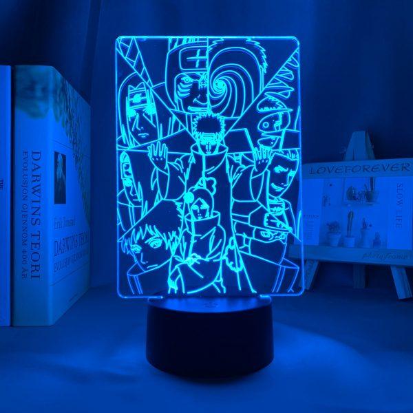 IMG 3028 - Anime 3D lamp