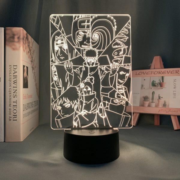 IMG 3029 - Anime 3D lamp