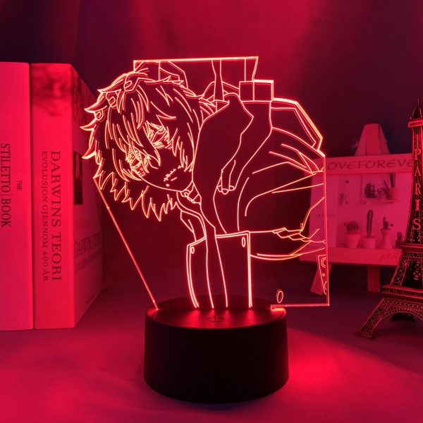 SHIGARAKI+ LED ANIME LAMP (MY HERO ACADEMIA) Otaku0705 TOUCH Official Anime Light Lamp Merch