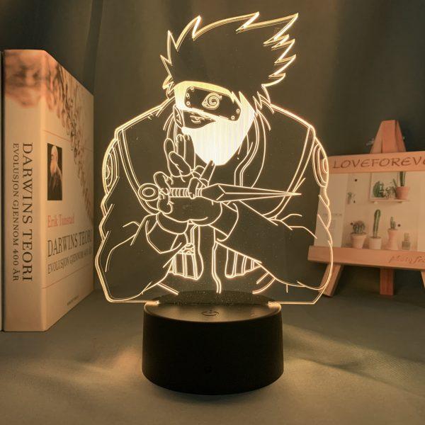 IMG 3108 - Anime 3D lamp