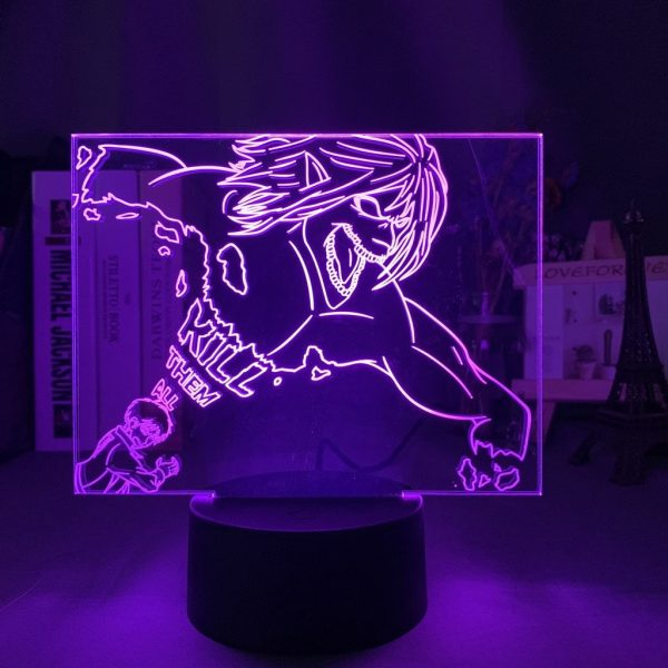 IMG 3127 - Anime 3D lamp