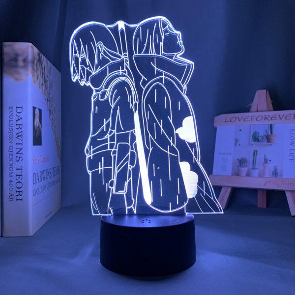 IMG 3153 - Anime 3D lamp
