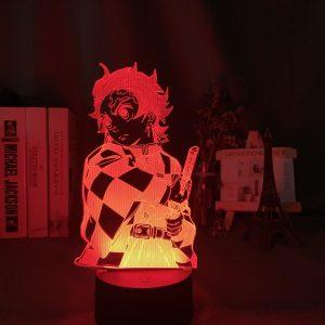 T.K.SWORD LED ANIME LAMP (DEMON SLAYER) Otaku0705 TOUCH Official Anime Light Lamp Merch