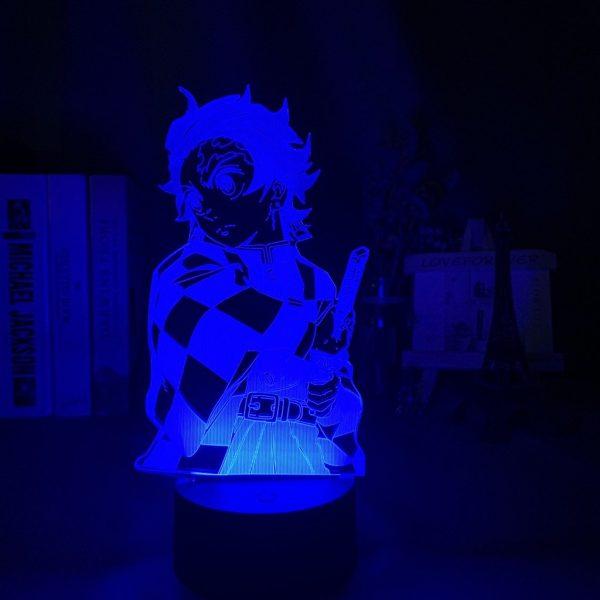IMG 3158 - Anime 3D lamp