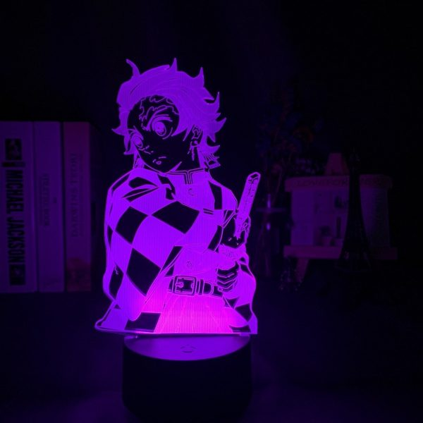 IMG 3162 - Anime 3D lamp