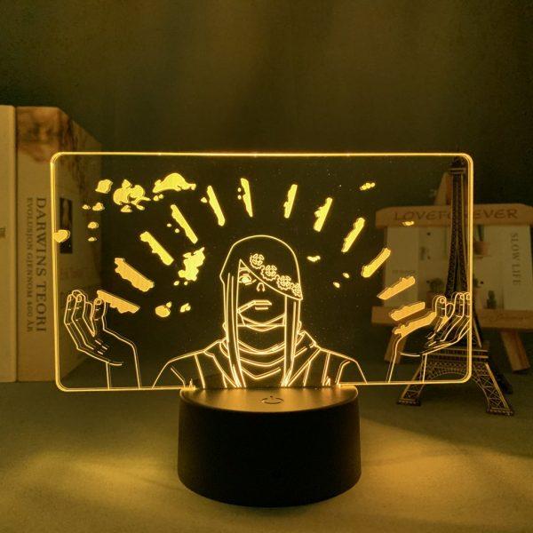 IMG 3197 - Anime 3D lamp
