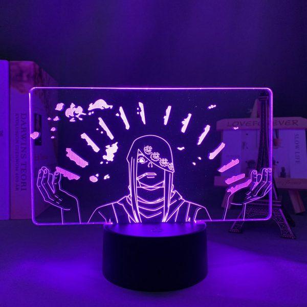 IMG 3199 - Anime 3D lamp
