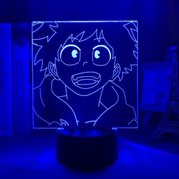 IMG 3243 - Anime 3D lamp