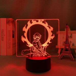 BENIMARU LED ANIME LAMP (FIRE FORCE) Otaku0705 TOUCH +(REMOTE) Official Anime Light Lamp Merch