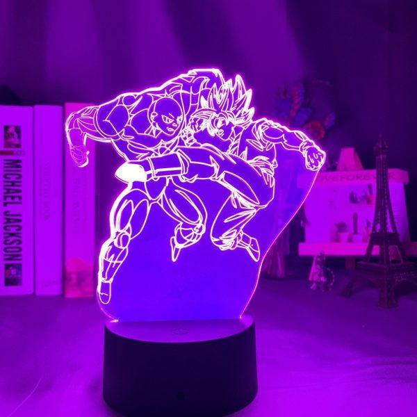 IMG 3286 - Anime 3D lamp