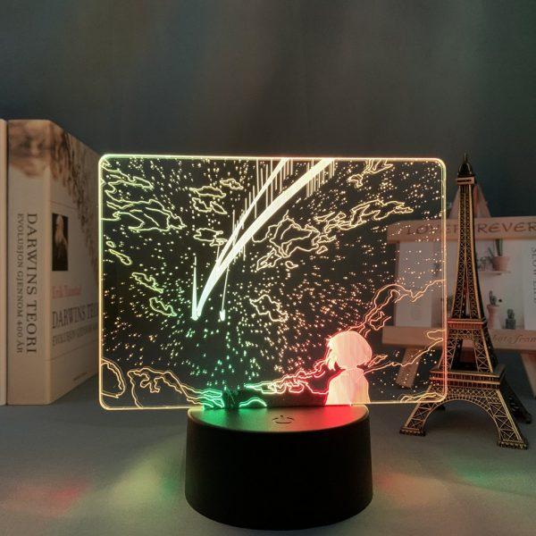 IMG 3296 - Anime 3D lamp
