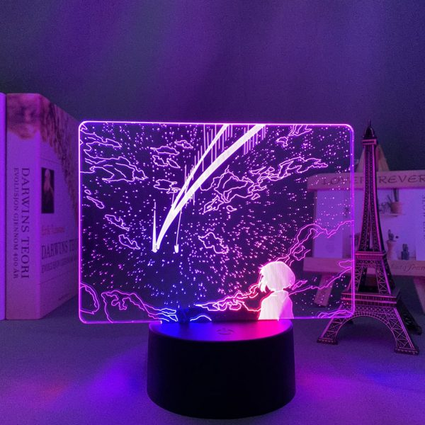 IMG 3297 - Anime 3D lamp
