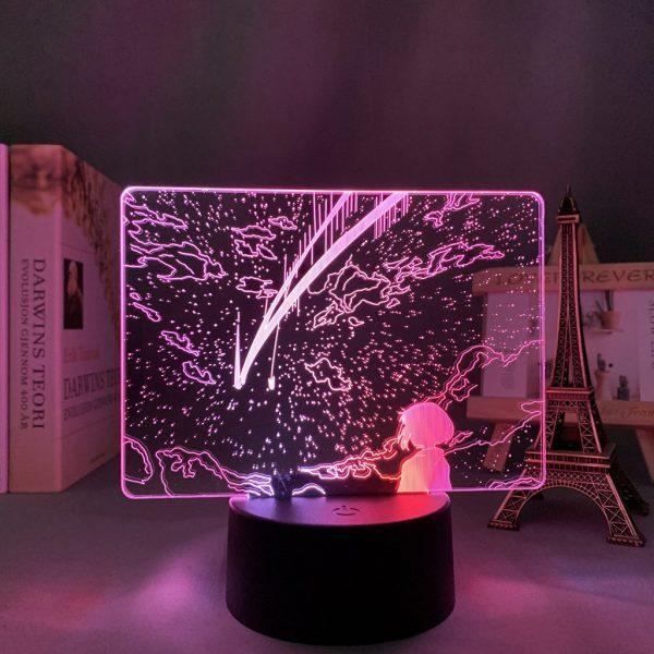 IMG 3298 - Anime 3D lamp