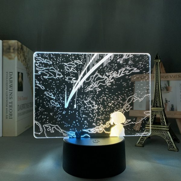 IMG 3302 - Anime 3D lamp