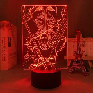 THE WAR HAMMER TITAN LED ANIME LAMP (ATTACK ON TITAN) Otaku0705 TOUCH Official Anime Light Lamp Merch