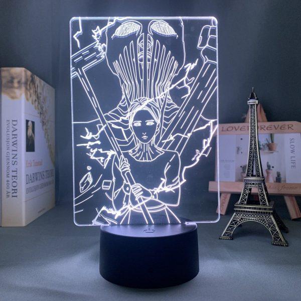 IMG 3354 - Anime 3D lamp