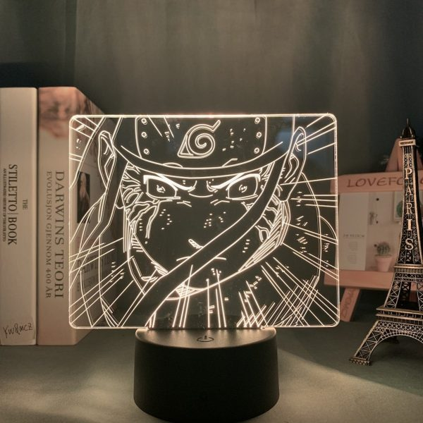 IMG 3387 - Anime 3D lamp