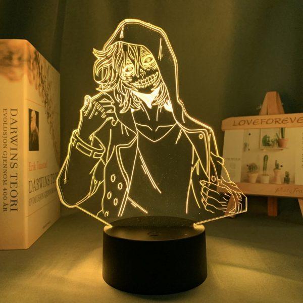 IMG 3393 - Anime 3D lamp