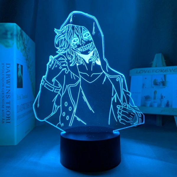 IMG 3394 - Anime 3D lamp