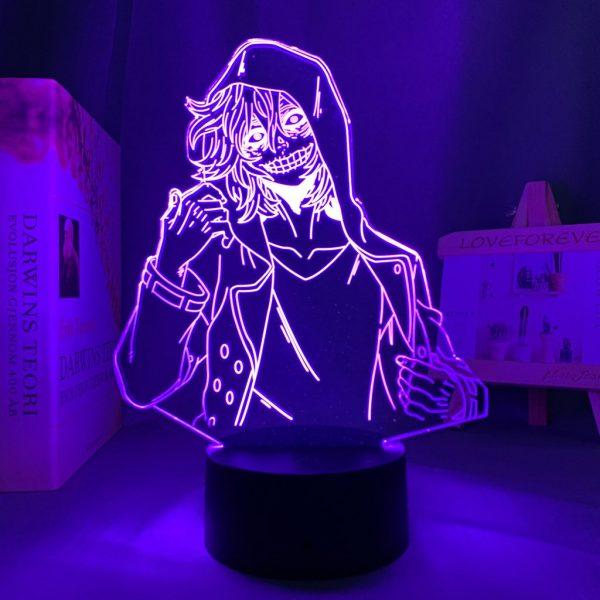 IMG 3395 - Anime 3D lamp