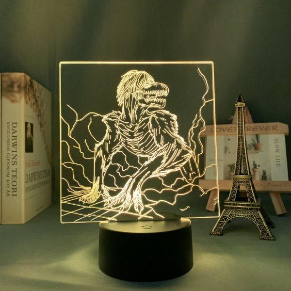IMG 3406 - Anime 3D lamp