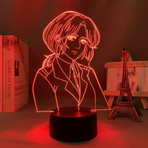 PIECK FINGER LED ANIME LAMP (ATTACK ON TITAN) Otaku0705 TOUCH Official Anime Light Lamp Merch