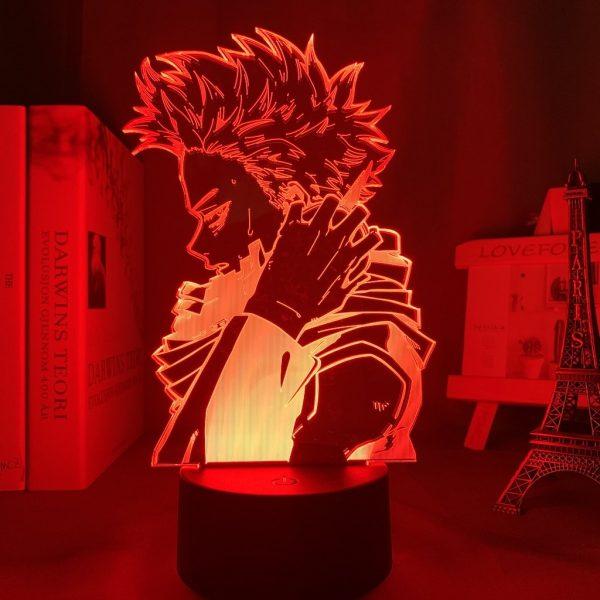 HITOSHI SHINSO LED ANIME LAMP (MY HERO ACADEMIA) Otaku0705 TOUCH +(REMOTE) Official Anime Light Lamp Merch