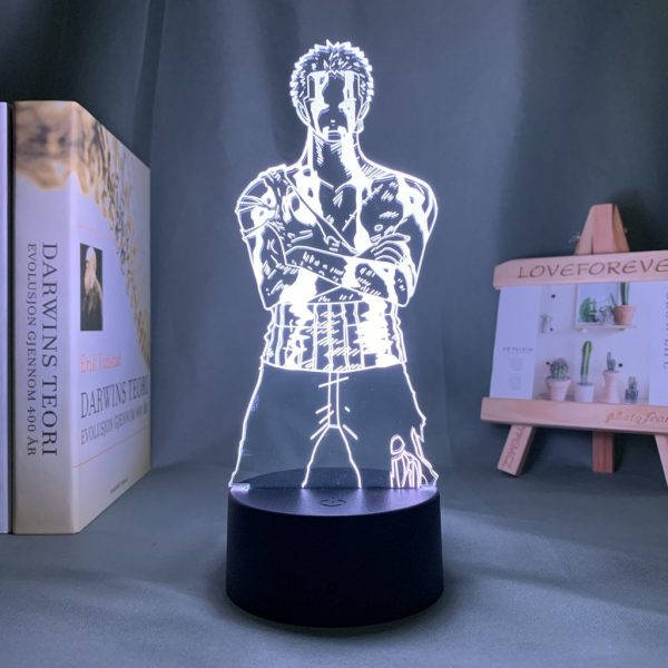IMG 3457 - Anime 3D lamp