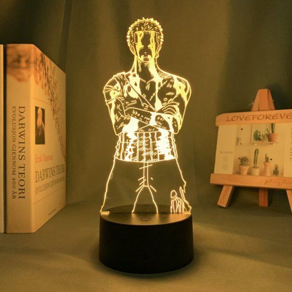 IMG 3458 - Anime 3D lamp