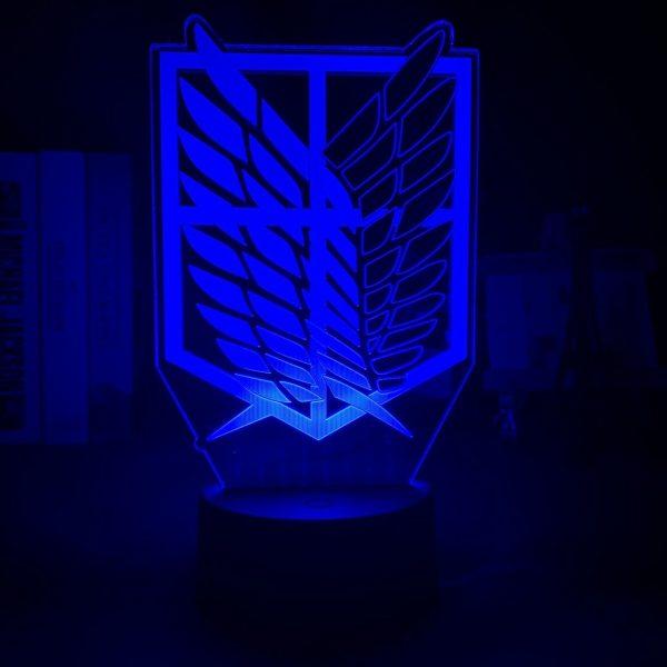 IMG 3485 - Anime 3D lamp