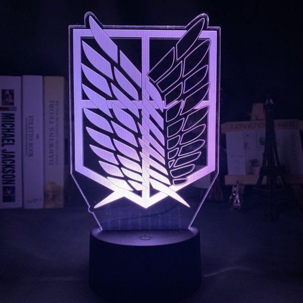IMG 3486 - Anime 3D lamp