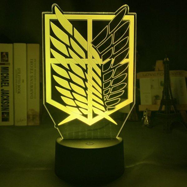 IMG 3487 - Anime 3D lamp