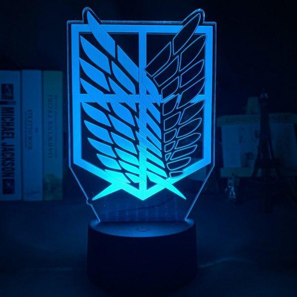 IMG 3488 - Anime 3D lamp