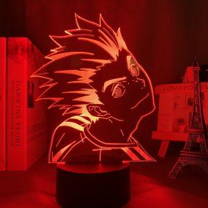 BOKUTO LOOKS LED ANIME LAMP (HAIKYUU!!) Otaku0705 TOUCH +(REMOTE) Official Anime Light Lamp Merch