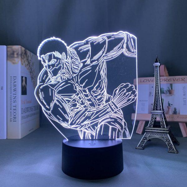 IMG 3563 - Anime 3D lamp
