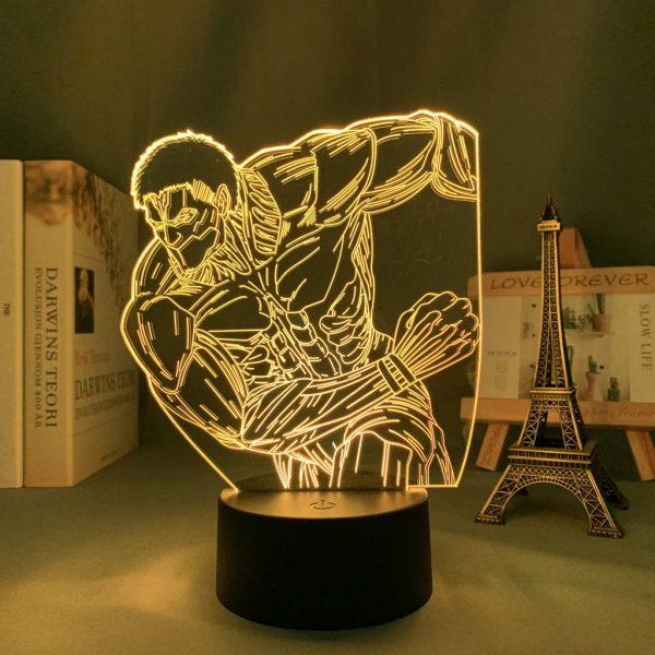 IMG 3564 - Anime 3D lamp