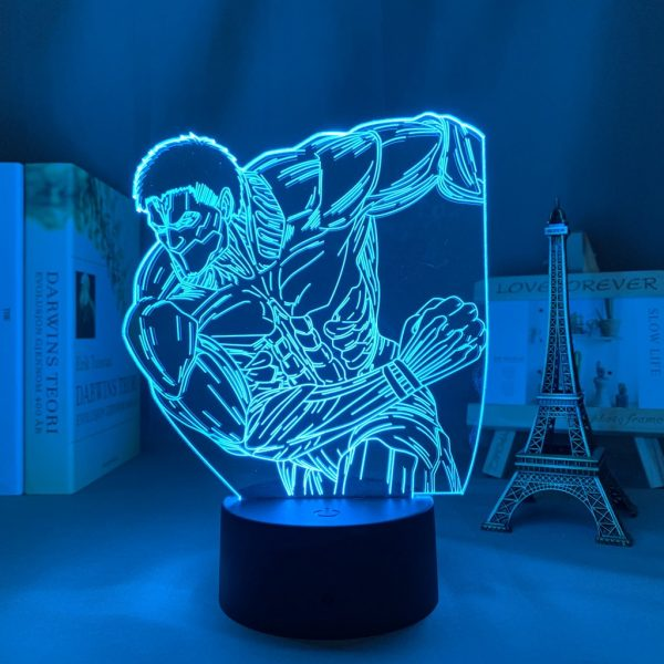 IMG 3565 - Anime 3D lamp