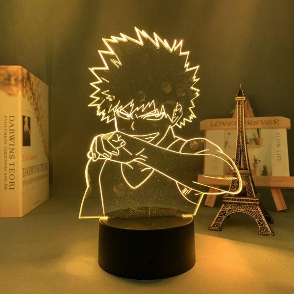 IMG 3592 - Anime 3D lamp