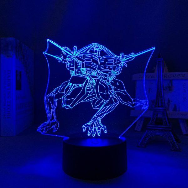 IMG 3611 - Anime 3D lamp