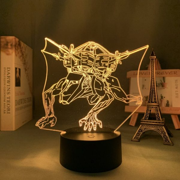 IMG 3613 - Anime 3D lamp