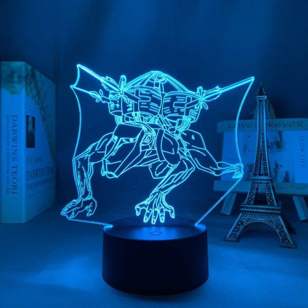 IMG 3614 - Anime 3D lamp