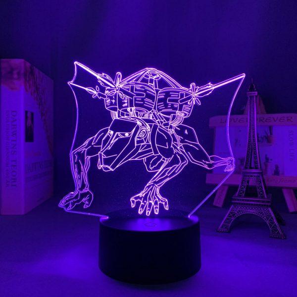 IMG 3615 - Anime 3D lamp