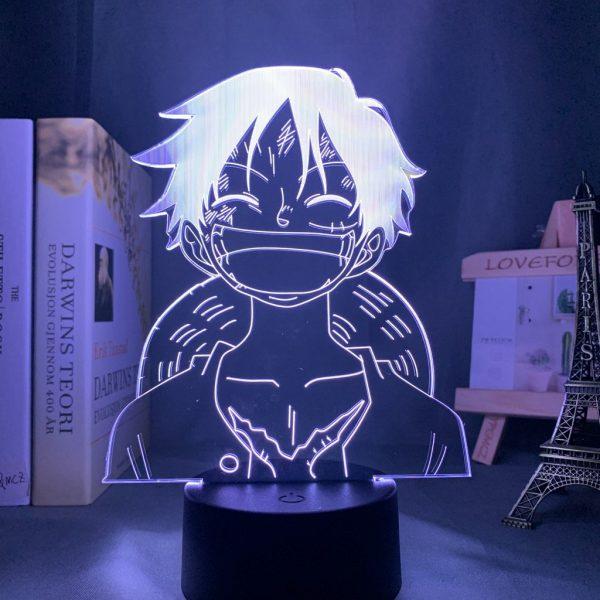IMG 3627 - Anime 3D lamp