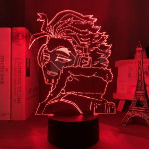 HAWKS+ LED ANIME LAMP (MY HERO ACADEMIA) Otaku0705 TOUCH +(REMOTE) Official Anime Light Lamp Merch