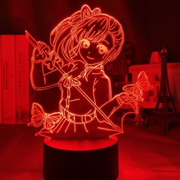 KANAO TSUYURI LED ANIME LAMP (DEMON SLAYER) Otaku0705 TOUCH Official Anime Light Lamp Merch