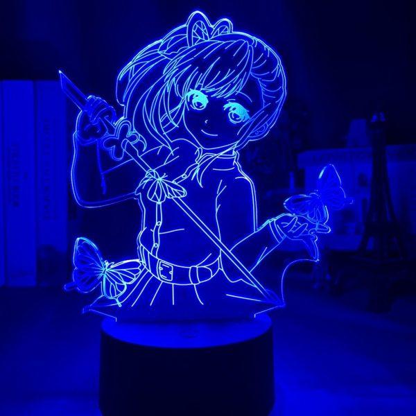 IMG 3909 - Anime 3D lamp