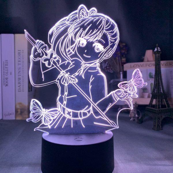 IMG 3910 - Anime 3D lamp